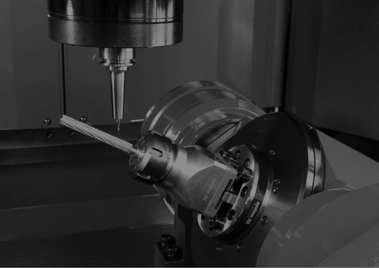 5 Axis Machines