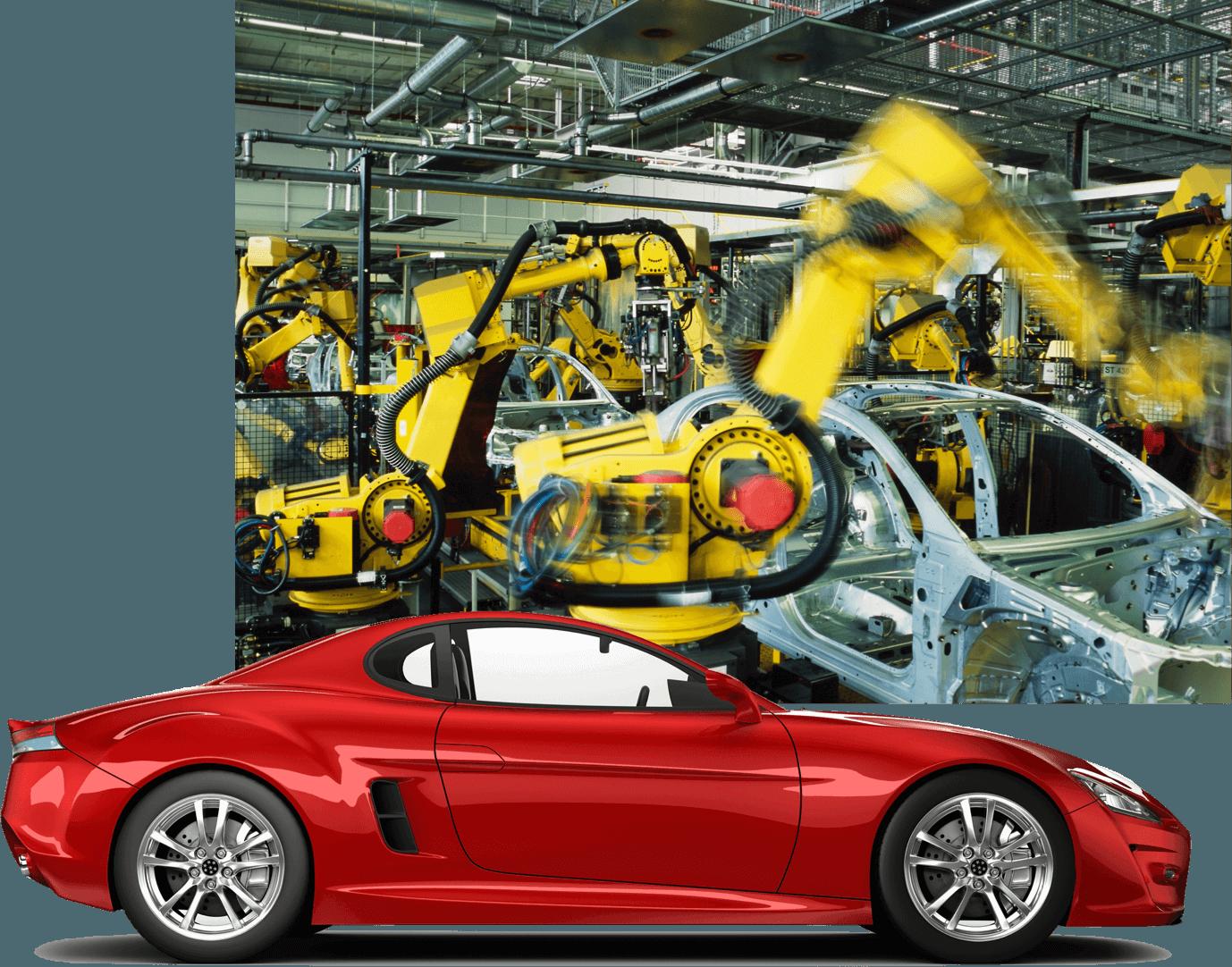 Automotive manufacturing facility