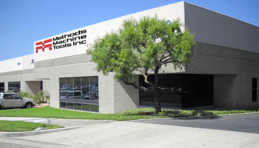 Methods Machine Tools - Los Angeles
