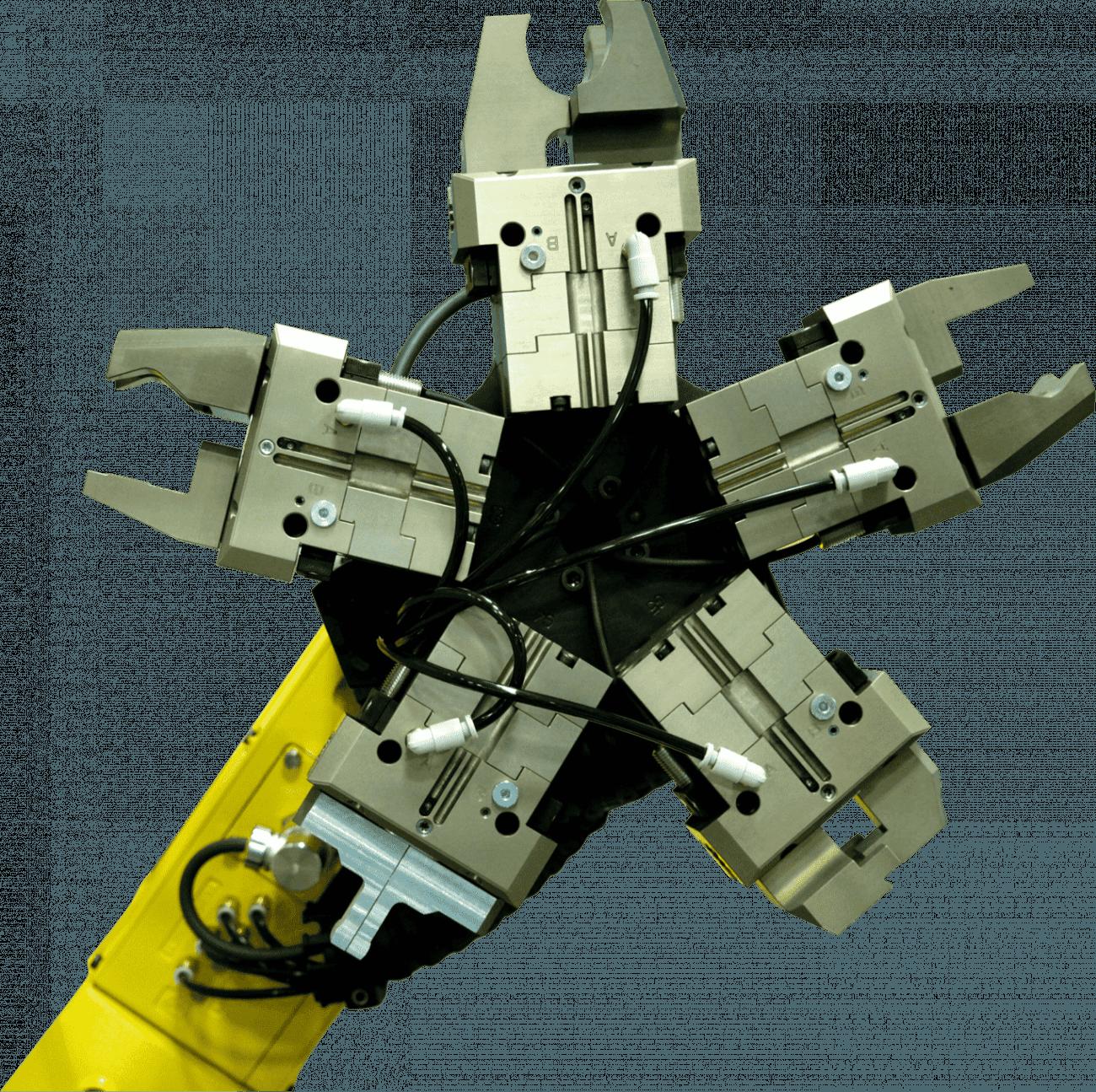 Job shop robot